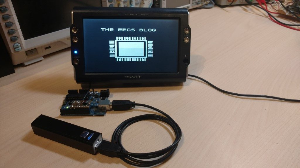 TV RCA Image Output with Arduino featured image