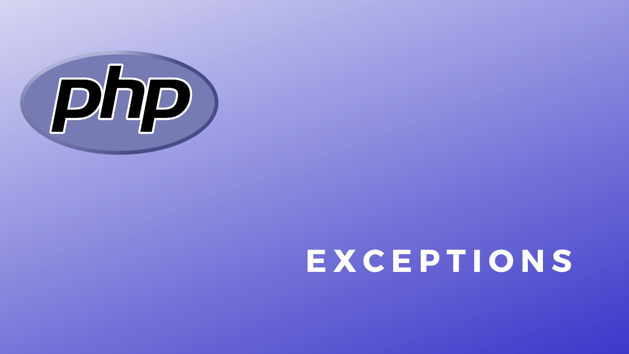 Code Snippets Exceptions