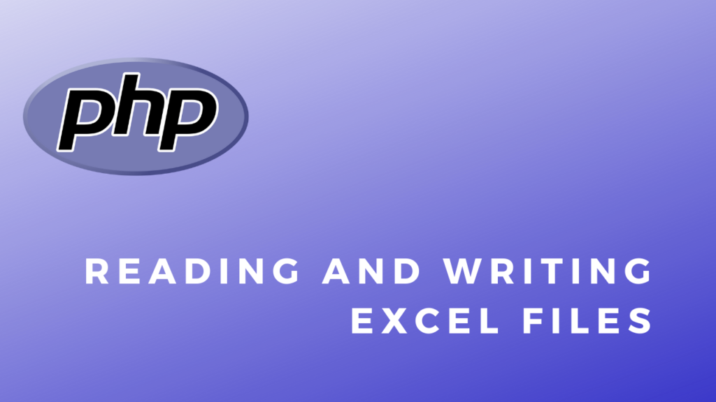 Code Snippets Reading And Writing Excel Files