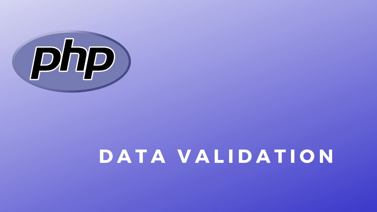PHP Code Snippets Data Validation